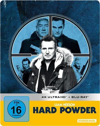 Hard Powder (2019) (Edizione Limitata, Steelbook, 4K Ultra HD + Blu-ray)
