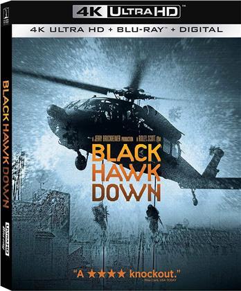 Black Hawk Down (2001) (4K Ultra HD + Blu-ray)