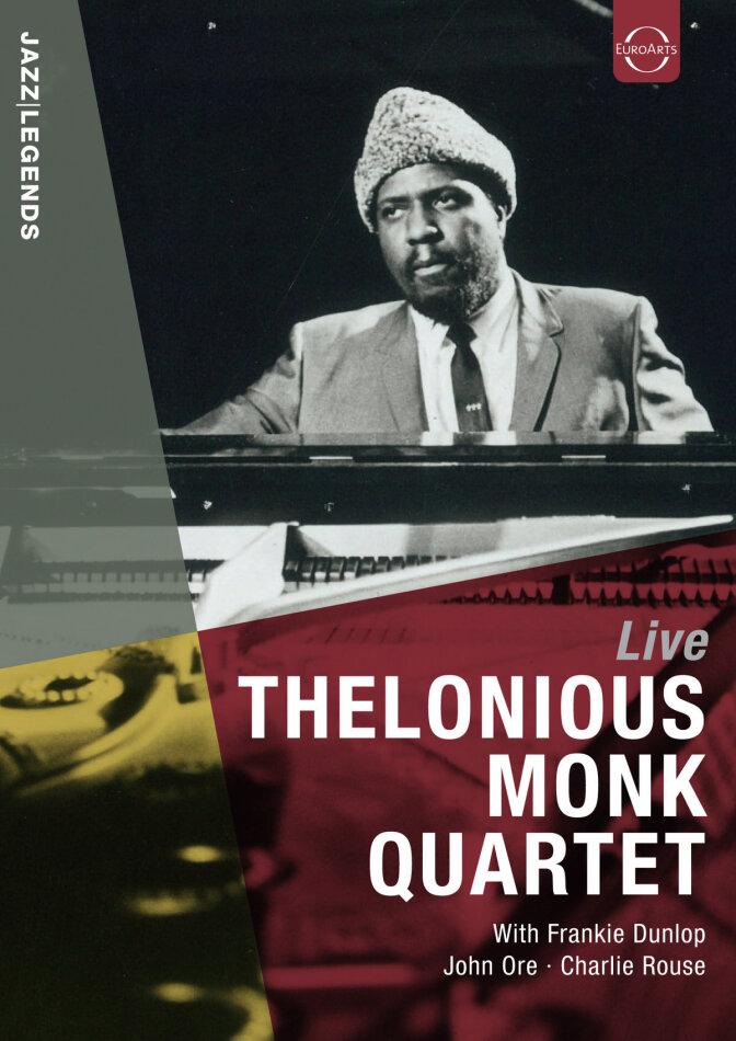 Thelonious Monk Quartet - Thelonious Monk Quartet (Euro Arts)