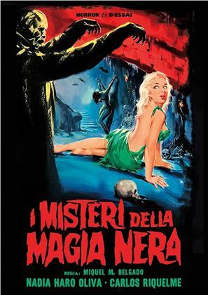 I misteri della magia nera (1958) (Horror d'Essai, s/w)