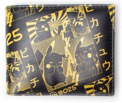 Pokémon: Pikachu Manga - Bifold Wallet
