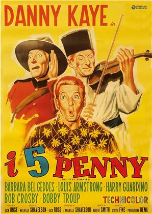 I 5 Penny (1959) (restaurato in HD, Cineclub Classico, Neuauflage)