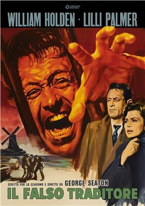Il falso traditore (1962) (Restaurato in HD, Cineclub Mistery, Riedizione)