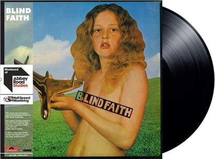Blind Faith - --- (2019 Reissue, Half Speed Master, LP)