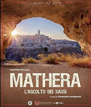 Mathera - L'ascolto dei sassi (2019) (Collana Cinema ad Arte)