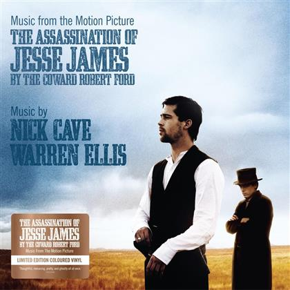 Nick Cave & Ellis Warren - Assassination Of Jesse James By The Coward Rob - OST (RSD 2019, LP)