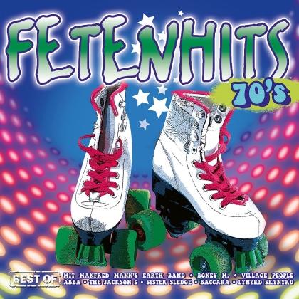 Fetenhits 70s - Best Of (3 CDs)