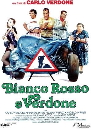 Bianco Rosso e Verdone (1981) (Riedizione)