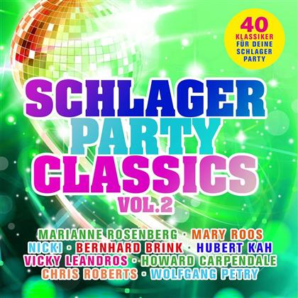 Schlager Party Classics Vol. 2 (2 CDs)