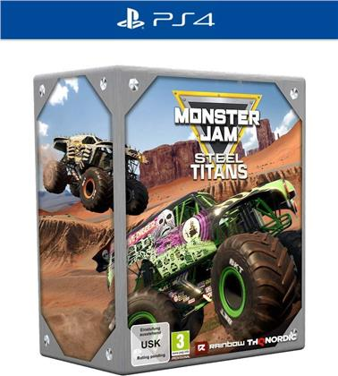 Monster Jam Steel Titans (Collector's Edition)
