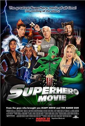 Superhero - Il più dotato fra supereroi (Riedizione)