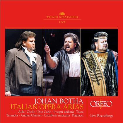 Umberto Giordano (1867-1948), Johan Botha, Elena Stoyanova & Orchester der Staatsoper Wien - Italian Opera Arias