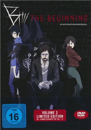 B: The Beginning - Staffel 1 - Vol. 3 (+ Sammelschuber, Limited Edition)