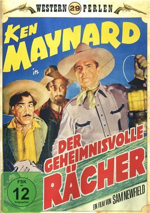 Der geheimnisvolle Rächer (1939) (Western Perlen)