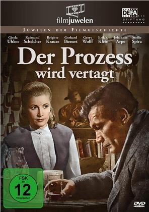 Der Prozess wird vertagt (1958) (Filmjuwelen)