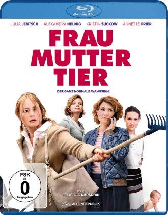 Frau Mutter Tier (2019)