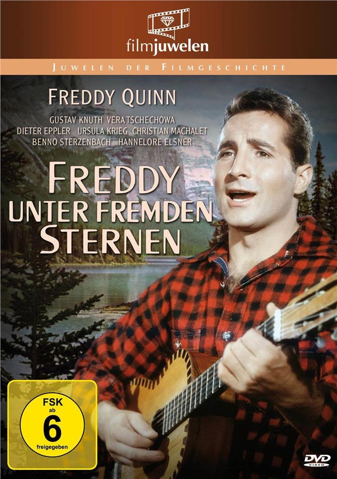Freddy unter fremden Sternen (Filmjuwelen)