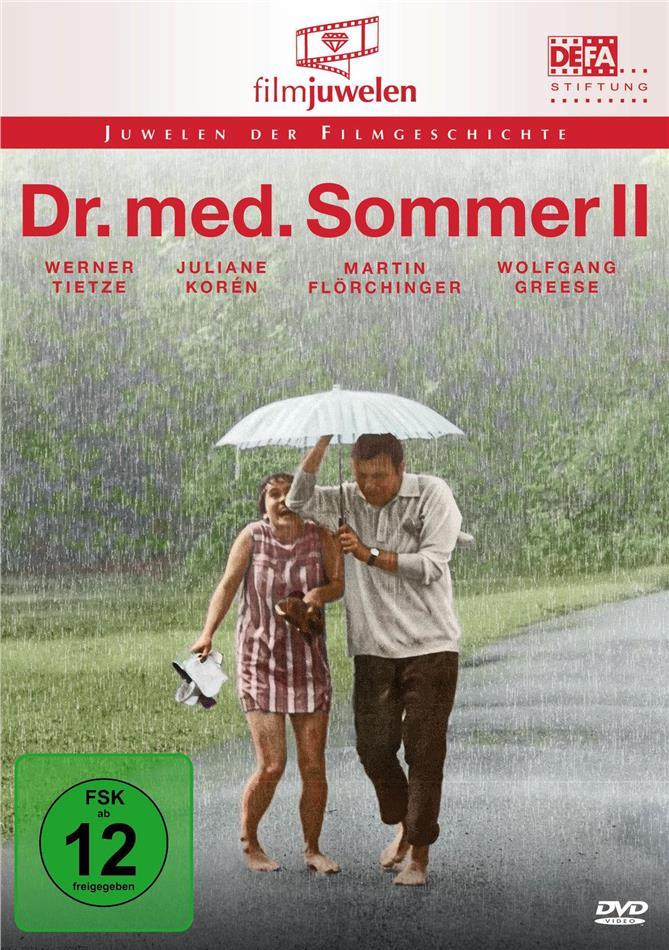 Dr. med. Sommer II (1970) (Filmjuwelen)