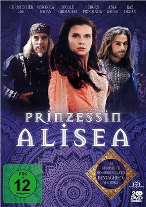 Prinzessin Alisea - Die komplette Miniserie (Fernsehjuwelen, 2 DVDs)