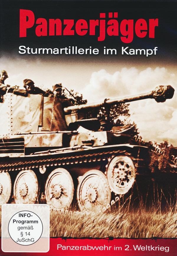 Panzerjäger - Sturmartillerie im Kampf
