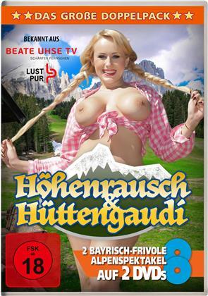 Höhenrausch und Hüttengaudi - Ein frivoles Alpenspektakel (2 DVDs)