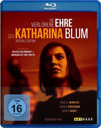 Die verlorene Ehre der Katharina Blum (1975) (4K-restauriert, Arthaus, Arthaus Art Documentary, Special Edition)