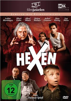 Hexen (1954) (Filmjuwelen)