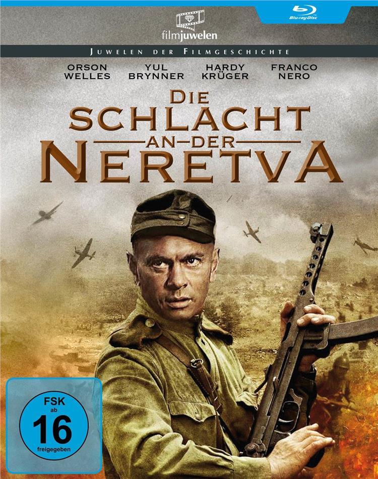 Die Schlacht an der Neretva (1969) (Filmjuwelen, Riedizione)