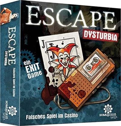 ESCAPE Dysturbia - Falsches Spiel im Casino (Spiel)