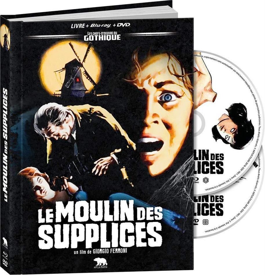 Le moulin des supplices (1960) (Mediabook, Blu-ray + DVD)