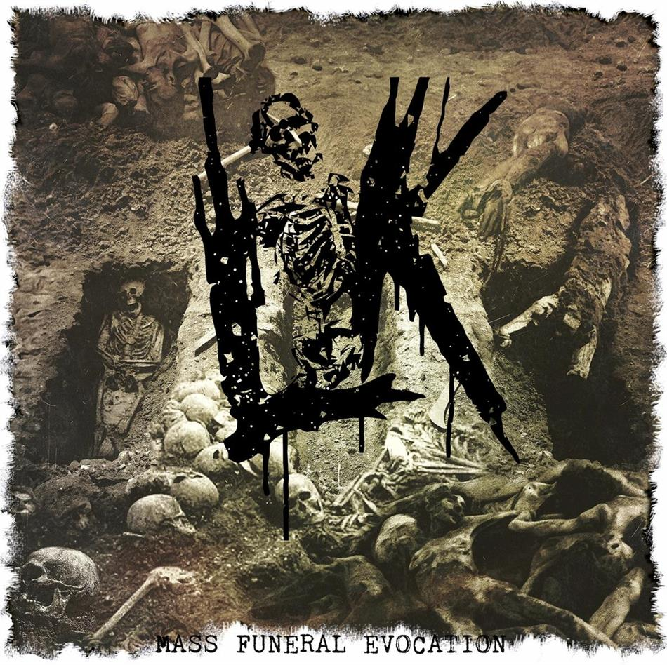 Lik - Mass Funeral Evocation (2019 Reissue, LP)