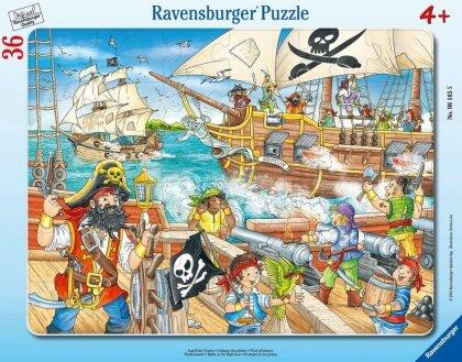 Angriff der Piraten - 36 Teile
