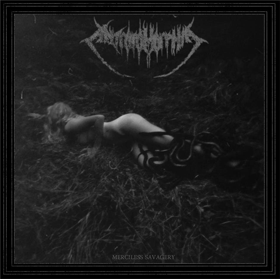 Antropomorphia - Merciless Savager (LP)