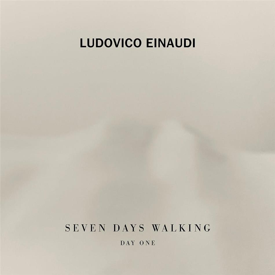 Ludovico Einaudi - Seven Days Walking - Day One (LP)