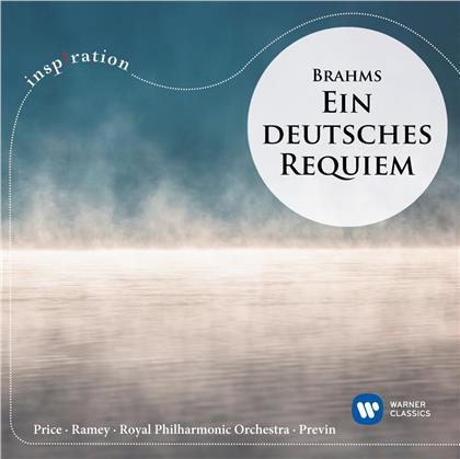André Previn, Johannes Brahms (1833-1897), Margaret Price & Royal Philharmonic Orchestra - Ein Deutsches Requiem