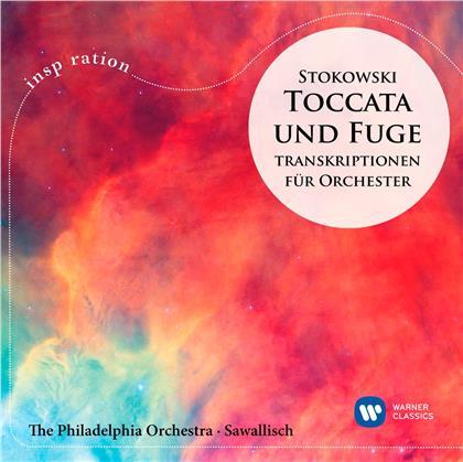 Philadelphia Orchestra, Wolfgang Sawallisch, Johann Sebastian Bach (1685-1750), Ludwig van Beethoven (1770-1827), Peter Iljitsch Tschaikowsky (1840-1893), … - Stokowski:Toccata und Fuge-Transkriptionen for Or.