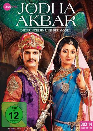 Jodha Akbar - Box 14 (3 DVDs)