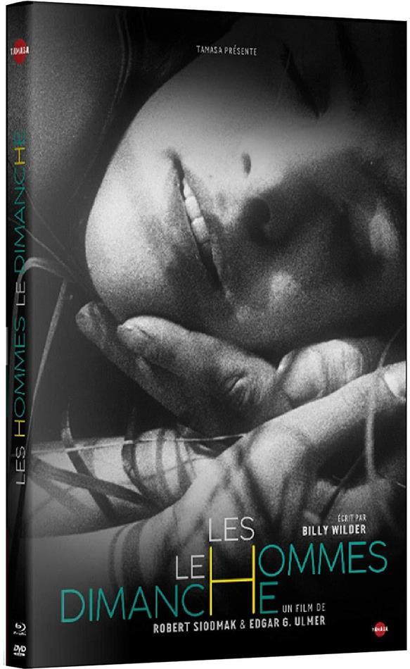 Les hommes le dimanche (1930) (Blu-ray + DVD)