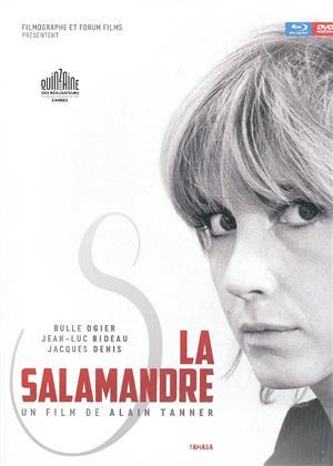La salamandre (1971) (s/w, Digibook, Restaurierte Fassung, Blu-ray + DVD)