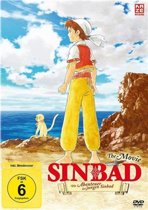 Sinbad - Die Abenteuer des jungen Sinbad (2016)