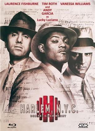 Harlem, N.Y.C. - Der Preis der Macht (1997) (Cover A, Limited Edition, Mediabook, Blu-ray + DVD)