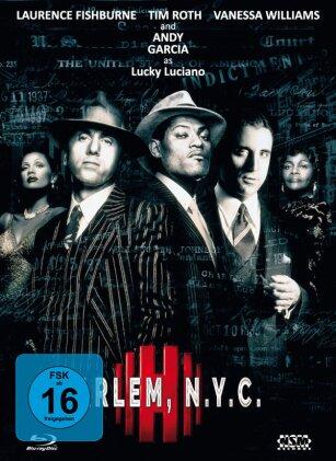 Harlem, N.Y.C. - Der Preis der Macht (1997) (Cover B, Limited Edition, Mediabook, Blu-ray + DVD)
