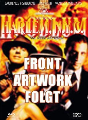 Harlem, N.Y.C. - Der Preis der Macht (1997) (Cover C, Limited Edition, Mediabook, Blu-ray + DVD)