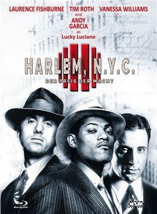 Harlem, N.Y.C. - Der Preis der Macht (1997) (Cover D, Limited Edition, Mediabook, Blu-ray + DVD)