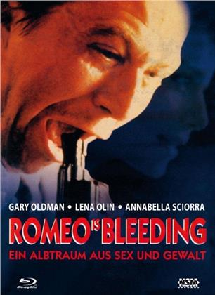 Romeo Is Bleeding (1993) (Cover D, Limited Edition, Mediabook, Blu-ray + DVD)