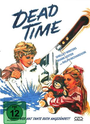 Dead Time - Wer hat Tante Ruth angezündet? (1971) (Cover C, Limited Edition, Mediabook, Blu-ray + DVD)