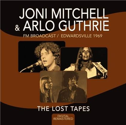Joni Mitchell & Arlo Guthrie - The Lost Tapes 1969