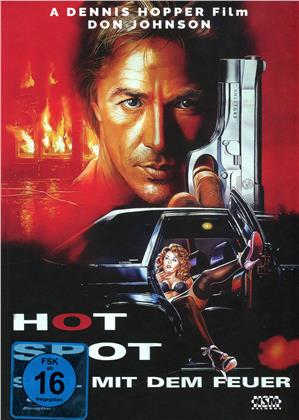 Hot Spot - Spiel mit dem Feuer (1990) (Cover A, Limited Edition, Mediabook, Blu-ray + DVD)