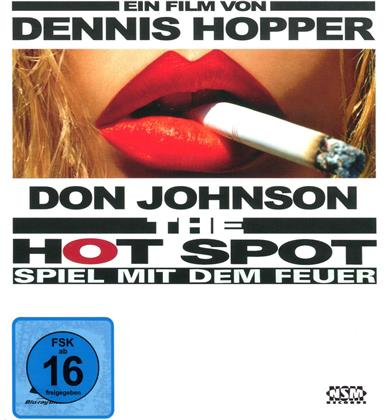 The Hot Spot - Spiel mit dem Feuer (1990) (Cover B, Limited Edition, Mediabook, Blu-ray + DVD)
