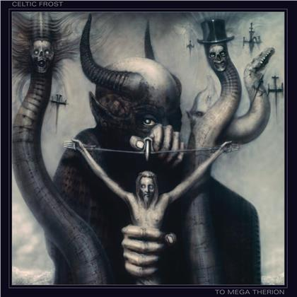 Celtic Frost - To Mega Therion (2019 Reissue, Digipack)